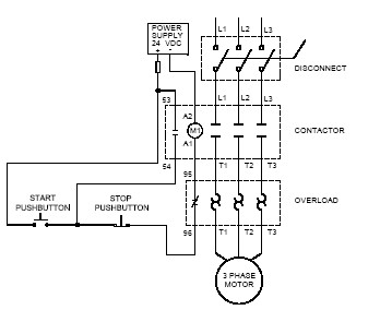 12 Lead Motor Wiring on 240 volt contactor wiring diagram