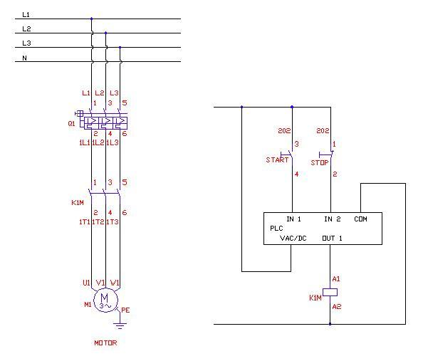 Cad Wiring Diagram Software from www.plctalk.net