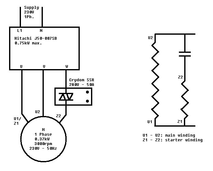 single phase meter wiring diagram plcs.net - interactive q & a - variable speed ac motors