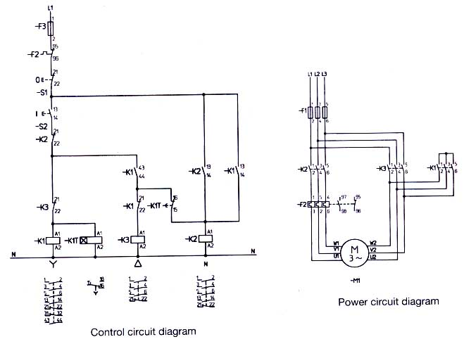 star delta wiring diagrams star wiring diagrams online