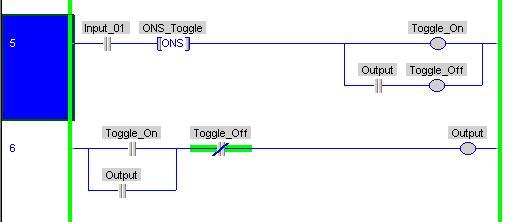RS Logix 5000 bit toggle - PLCS net - Interactive Q & A