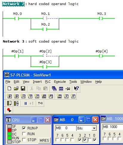 Generate siemens s7 program plcs interactive q a heres the screen shot from monitoring the ladder logic ccuart Choice Image